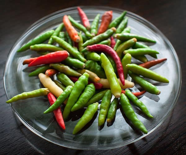 how to stop craving for spicy food