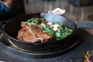 Fiery flavors breaking down bbq for Porterhouse steak vs t bone