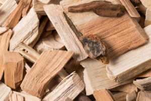 birch wood chips