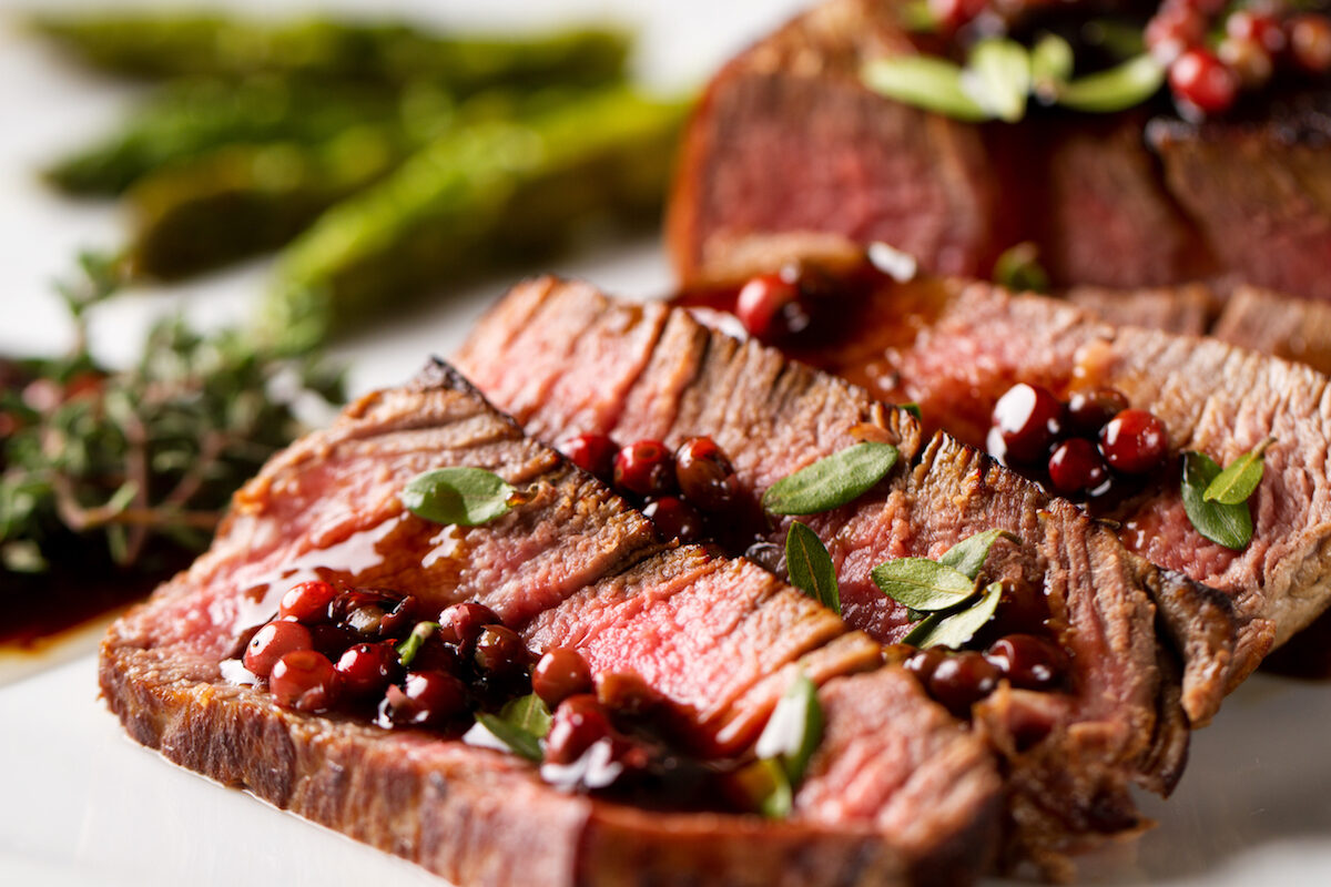 Most Tender Cut of Beef