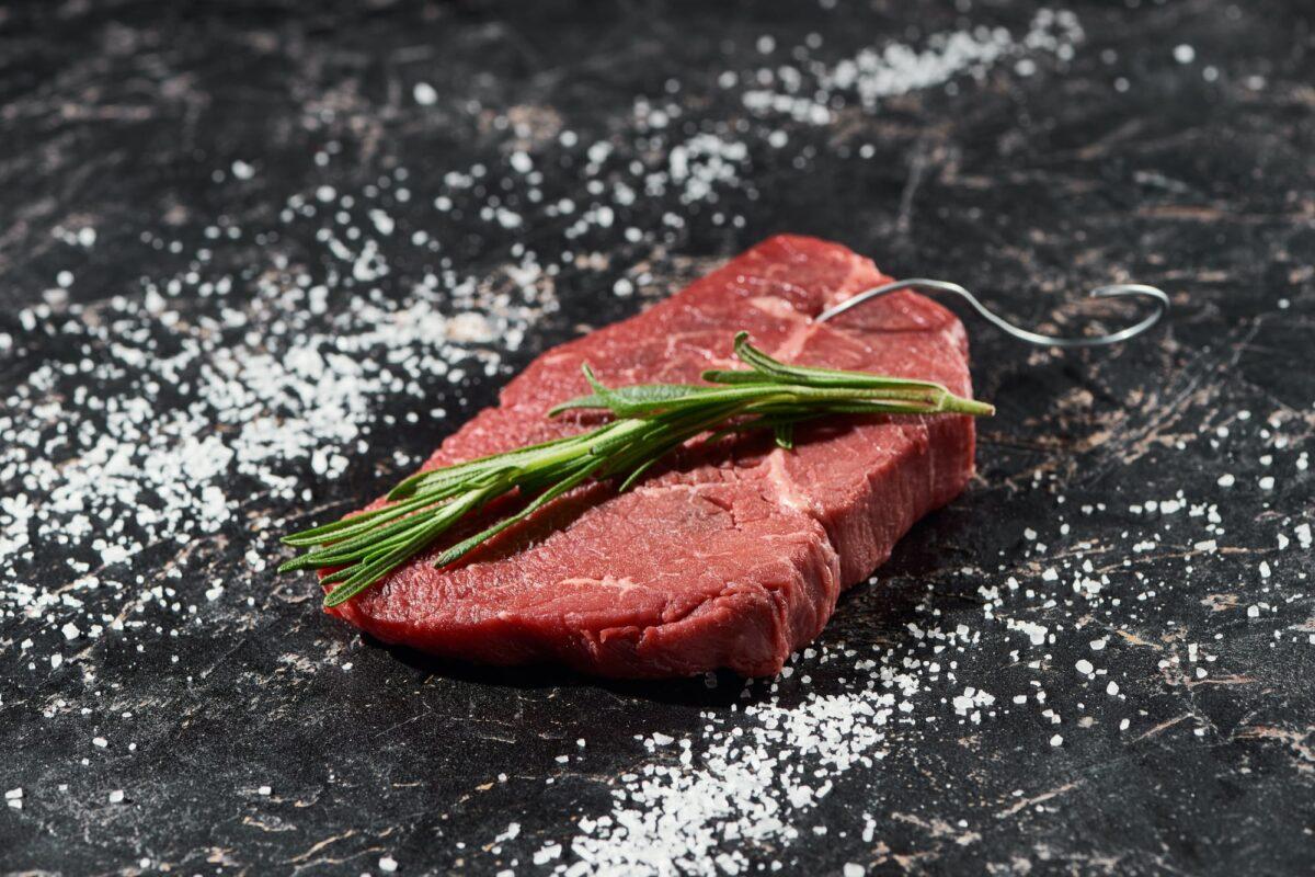 Steak too salty
